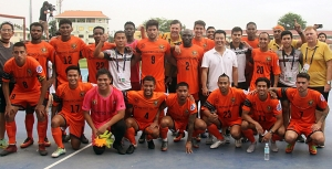 Developing Football Culture in Ilocos Sur