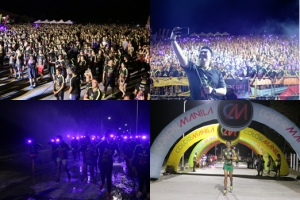 Black light run Ilocos Sur Edition filled with Surprises