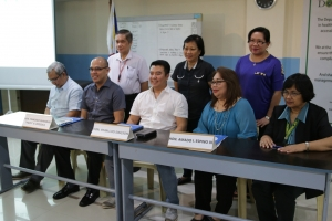 Gov Ryan Signed Learning Health Agreement With DOH