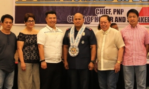 Ilocos Sur Hosts Anti Drug Summit