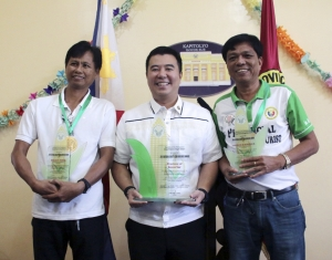 Ilocos Sur is Back to Back National Corn Achiever